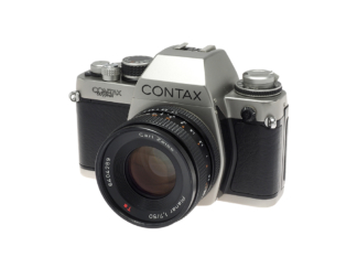 "Contax S2 ""60 Years"" + Planar 1,7/50mm"