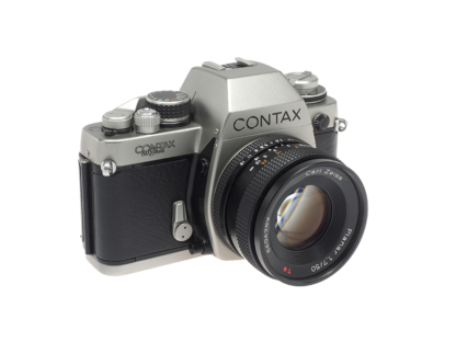 """Contax S2 """"60 Years"""" + Planar 1,7/50mm"""