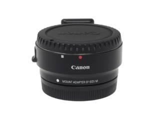 Canon EF - M Adapter