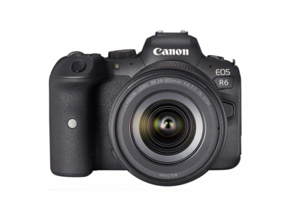 Canon EOS R6 + 4-7,1/24-105mm IS