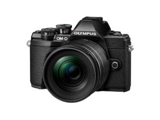 Olympus OM-D E-M5 Mark III + 4,0/12-45mm schwarz