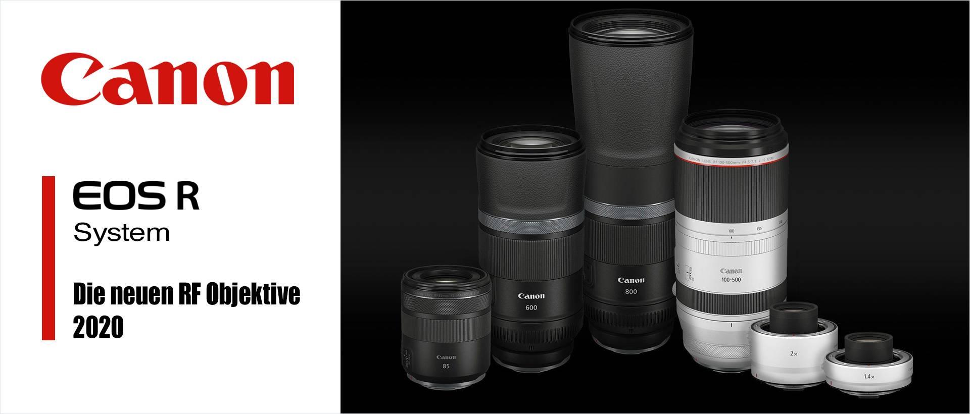 Canon EOS R Objektive