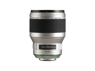 "Pentax D FA 1,4/85mm ED SDM AW ""Silver Edition"""