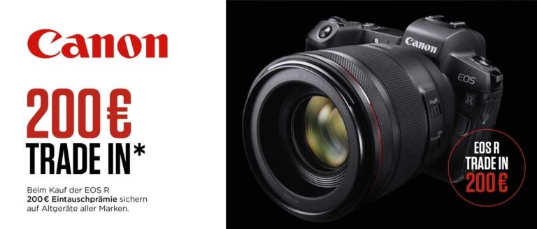 Canon EOS R Trade In