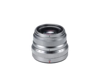 Fujinon XF 2,0/35mm WR silber