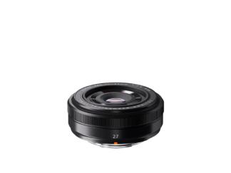 Fujinon XF 2,8/27mm schwarz