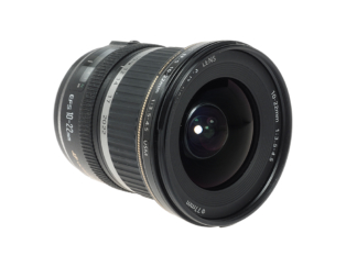 Canon EF-S 3,5-4,5/10-22mm