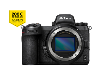 Nikon Z6 II Gehäuse mit FTZ Adapter - 'Trade-In'