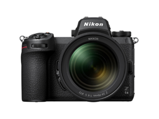 Nikon Z6 II mit 4,0/24-70mm S