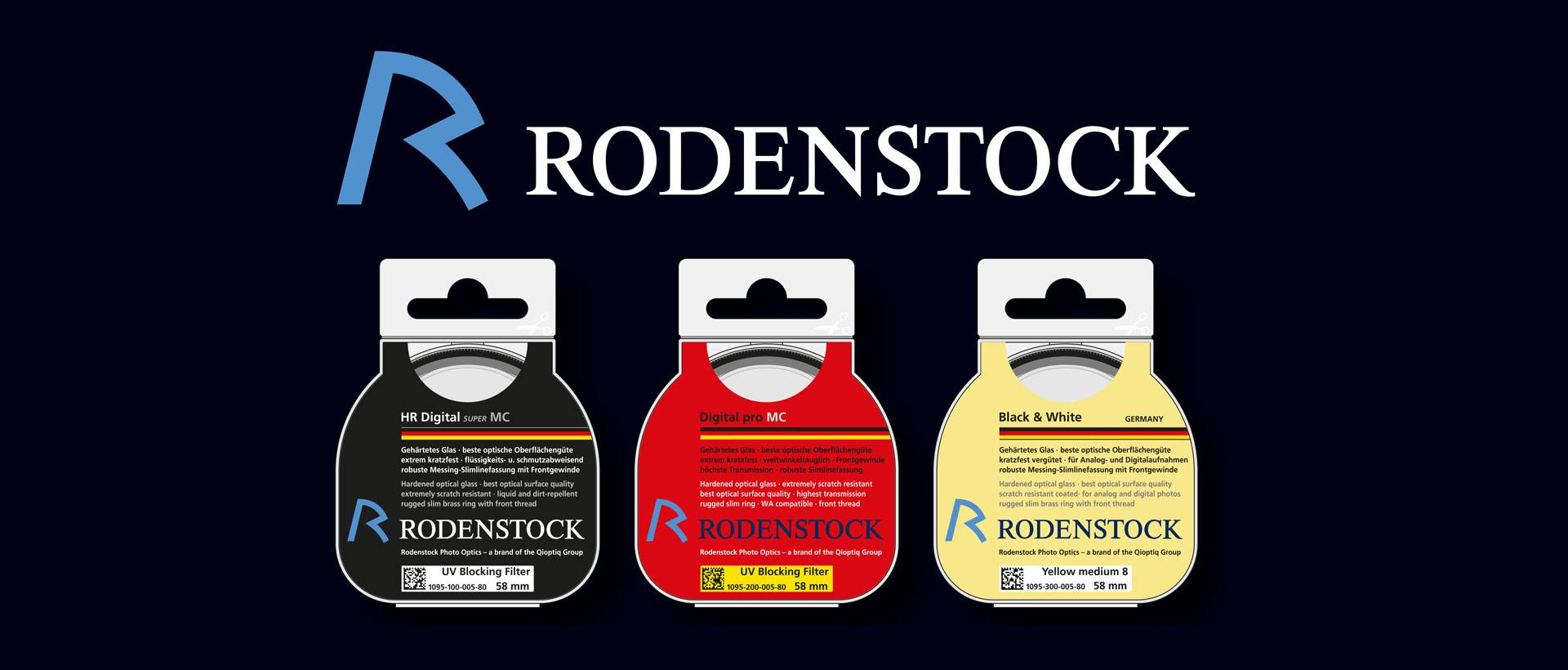 Rodenstock Filter @ PHOTOHAUS.de