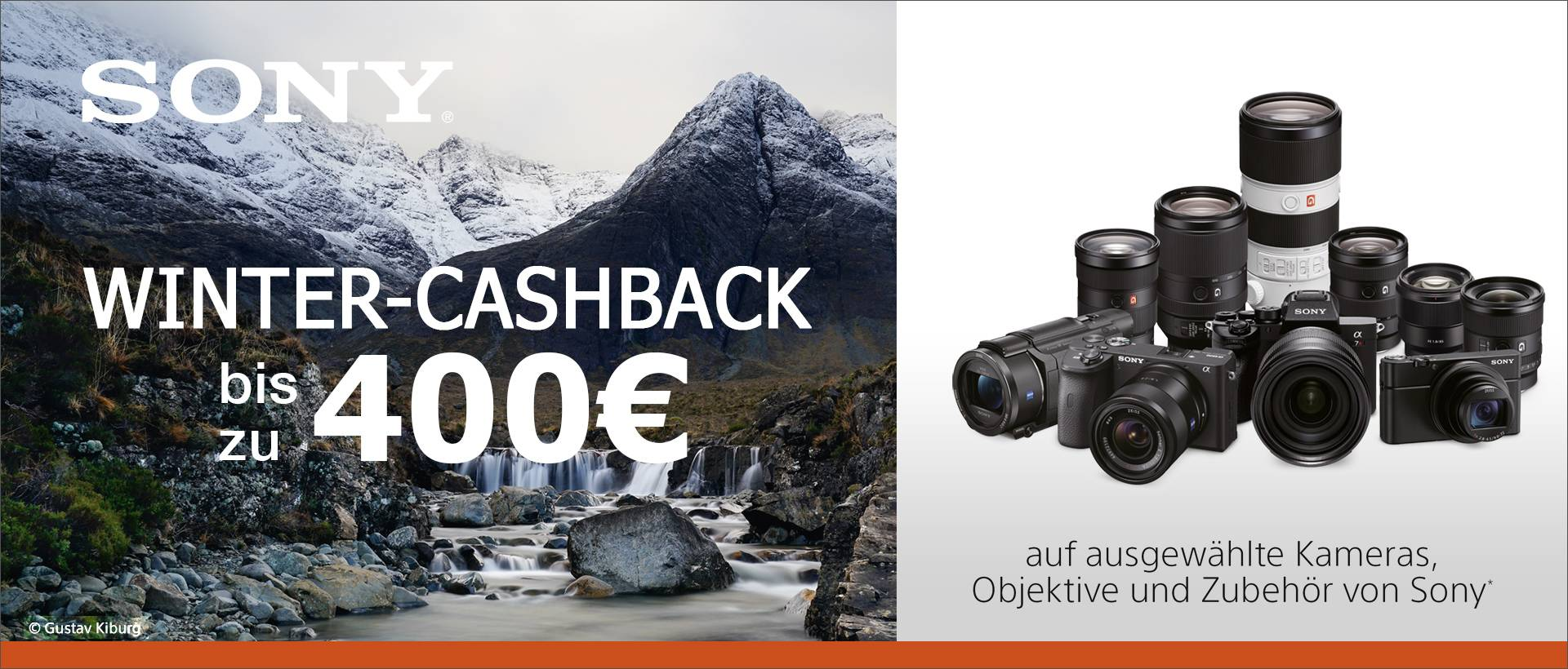 Sony Winter Cashback