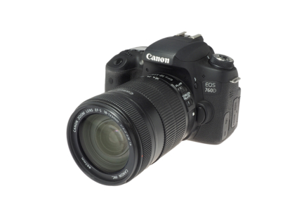 Canon EOS 760D + EF-S 18-135mm IS
