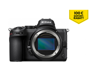 Nikon Z5 Gehäuse mit FTZ Adapter - 'Trade-In' Bonus