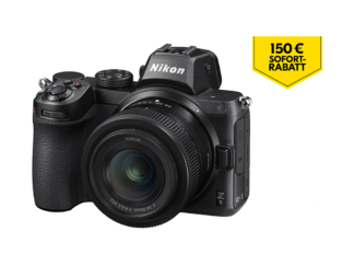 Nikon Z5 Kit mit 4-6,3/24-50mm - FTZ Adapter + 'Trade-In' Bonus