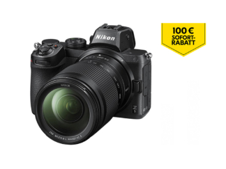 Nikon Z5 mit 4-6,3/24-200mm VR - 'Trade-In' Bonus