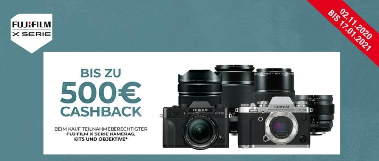 Fujifilm Winter Aktion