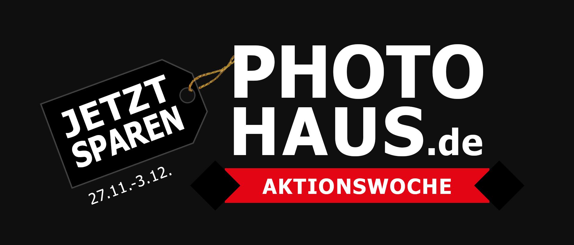 PHOTOHAUS.de Aktionswoche