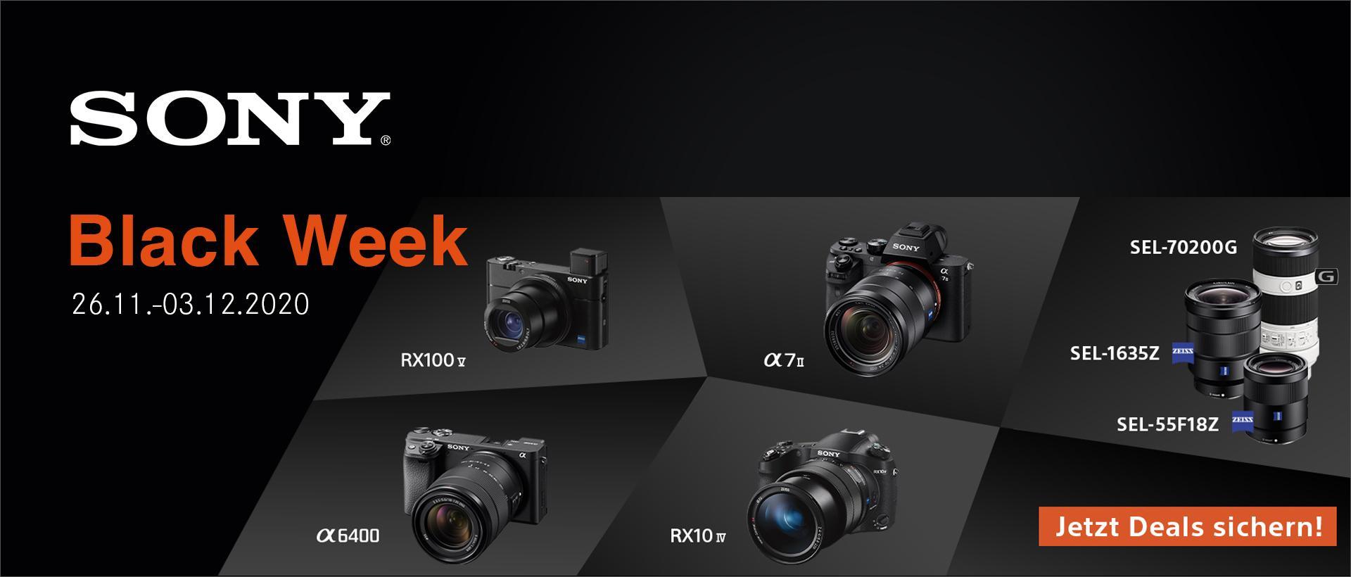 Sony Black Week