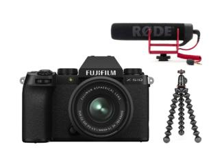 Fuji X-S10 Vlogger-Kit