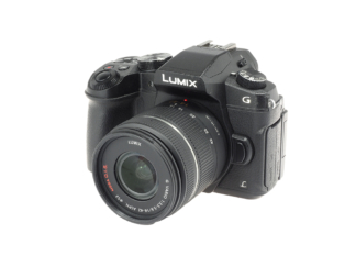 Panasonic G-81 + G Vario 14-42mm