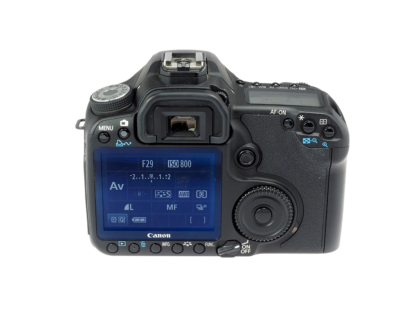 Canon EOS 50D + EF-S 18-55mm III