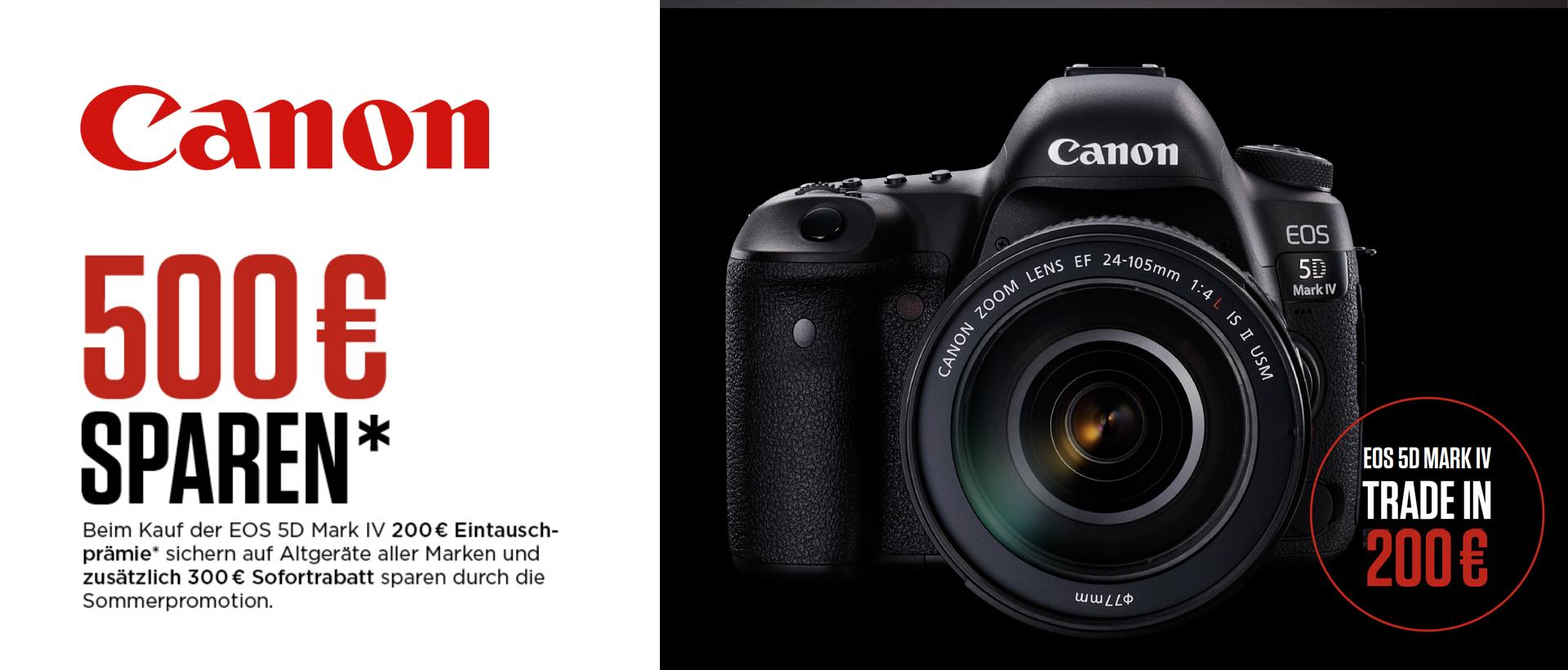 Canon EOS 5D IV Trade-In