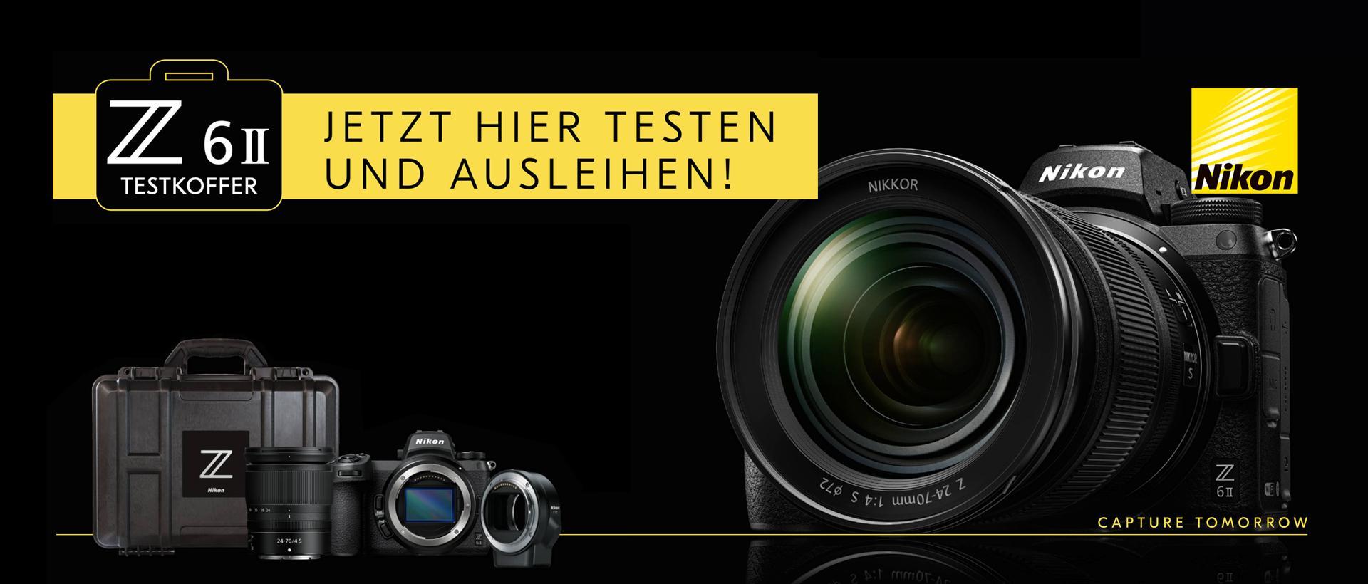 Nikon Z6 II Experience Kit