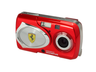 Olympus Ferrari Digital Model 2003
