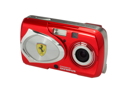 Olympus Ferrari Digital Model 2003