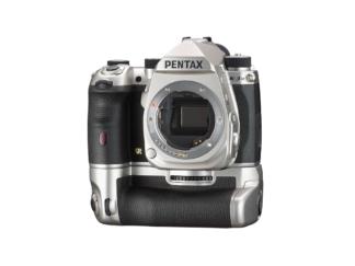 Pentax K-3 Mark III Premium Kit silber