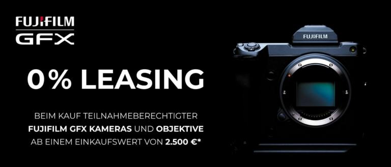 Fujifilm Leasing Aktion