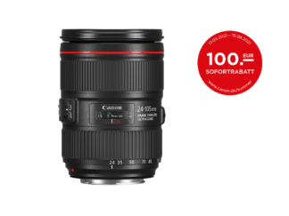 Canon EF 4,0/24-105mm L IS II USM
