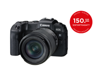 Canon EOS RP + 4-7,1/24-105mm IS