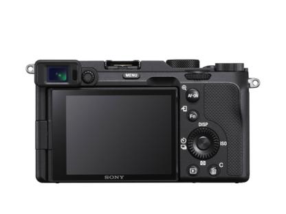 Sony Alpha 7c schwarz + GP-VPT2BT Griff