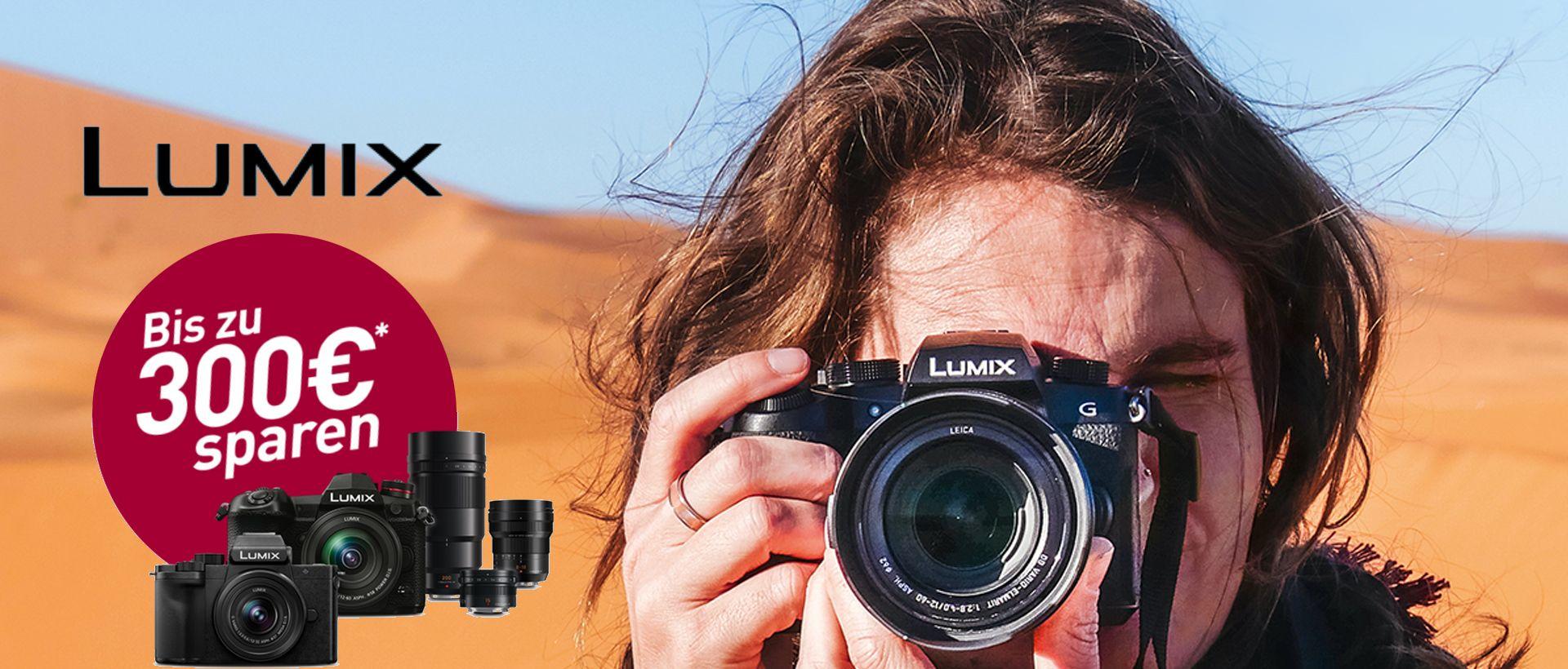 Panasonic Lumix Sofortrabatt