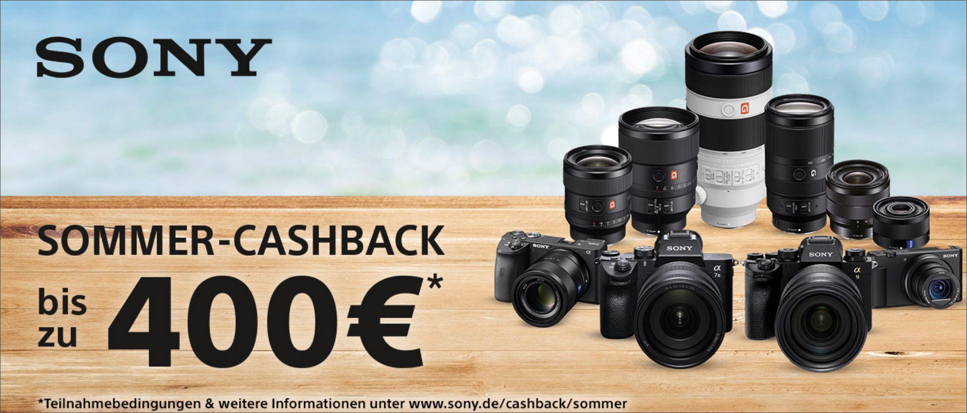 Sony Sommer Cashback