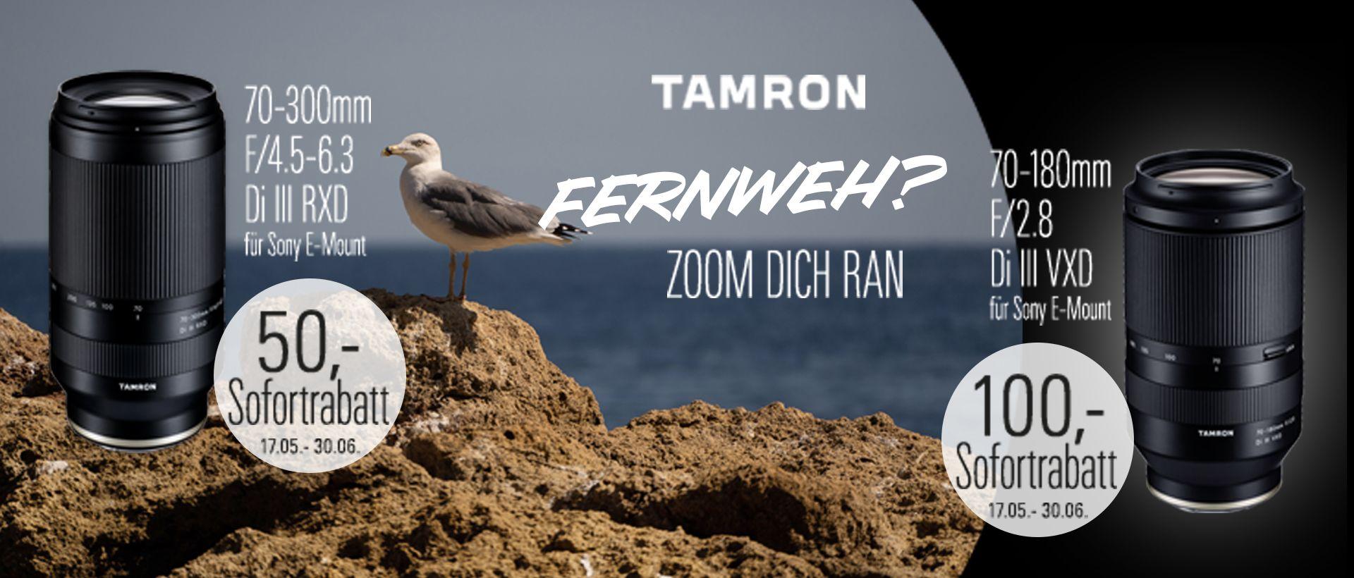 Tamron Sofortrabatt