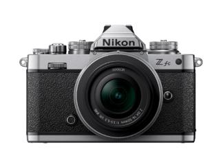 Nikon Z fc Kit mit 3,5-6,3/16-50mm VR 'Silver Edition'
