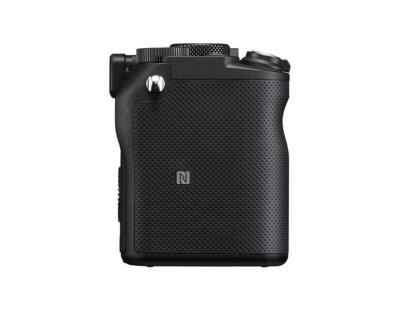 Sony Alpha 7c schwarz + SEL FE 2,5/40mm Premium G + GRATIS Akku!