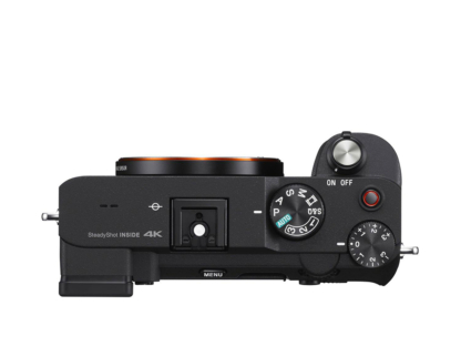 Sony Alpha 7c schwarz + SEL FE 2,8/24mm Premium G + GRATIS Akku!