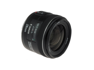 Canon EF 2,8/28mm IS