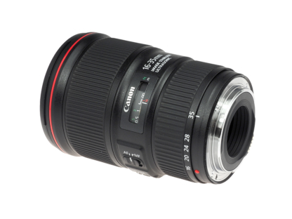Canon EF 4,0/16-35mm L IS