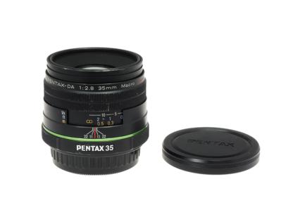 Pentax DA 2,8/35mm Macro