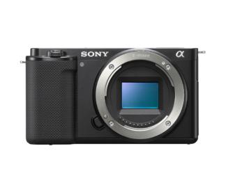 Sony ZV-E10 Gehäuse schwarz