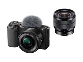Sony ZV-E10 Kit + SEL 4,0/10-18mm OSS