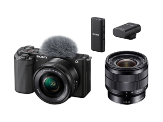 Sony ZV-E10 Kit + SEL 4,0/10-18mm OSS + ECM-W2BT Mikrofon