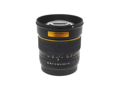 Walimex Pro 1,4/85mm Canon EF