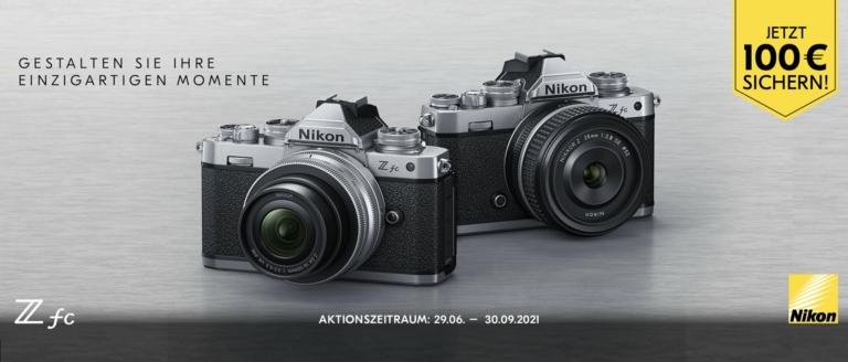 Nikon Z fc Aktion