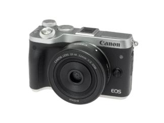 Canon EOS M6 + EF-M 2,0/22mm