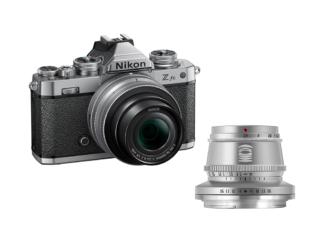 Nikon Z fc Kit mit 3,5-6,3/16-50mm VR + TTArtisan 1,4/35mm